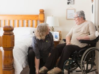 Why and When To Use Home Care Services for Seniors