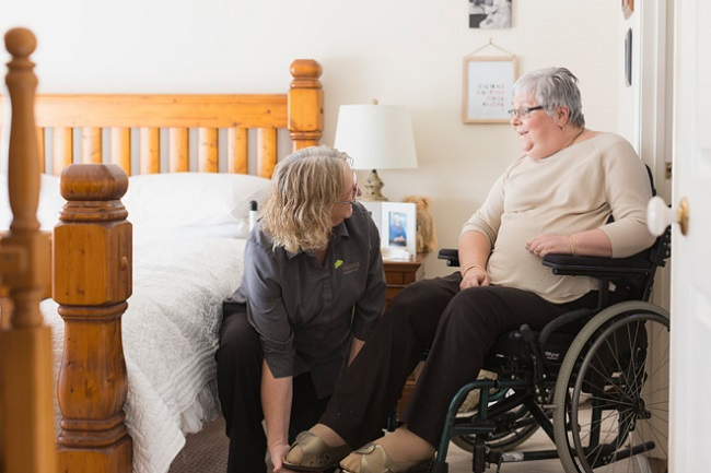 Seniors Need In-home Care